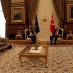 МИД Турции вызвал посла Италии из-за слов Драги об Эрдогане