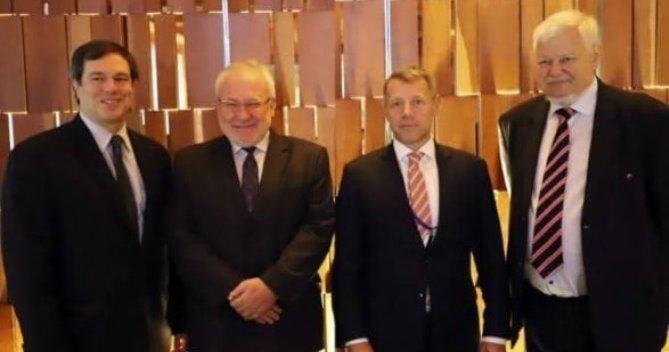 Прелести челночных вояжей: МГ ОБСЕ требует продолжения банкета