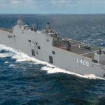 Турция планирует разместить ударные БПЛА на десантном судне Anadolu