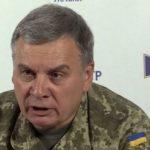 Глава Минобороны Украины заявил о планах вернуть Донбасс мирным путем