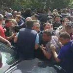 Пашиняна не пустили в Сюникскую область