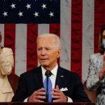 Речь Байдена в Конгрессе собрала гораздо меньше зрителей, чем аналогичная речь Трампа
