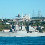США отменили отправку кораблей в Черное море