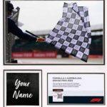 Кусочек флага за 500 AZN: за эту цену фанаты бакинской гонки Формула-1 могут войти в историю