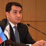 Хикмет Гаджиев: Скрывая минные карты, Армения продолжает убивать мирных граждан Азербайджана
