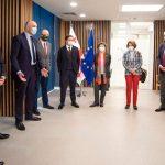 В Грузии представители оппозиции и правящей партии возвращаются за стол переговоров
