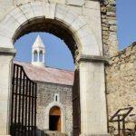 Члены Албано-удинской христианской религиозной общины посетили Ходжавенд