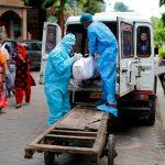 В Индии отмечен самый низкий суточный рост числа заболевших COVID-19 за 70 дней