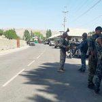 Кыргызстан обвинил Таджикистан в применении минометов и пулеметов на границе стран