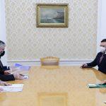 Джейхун Байрамов и Сергей Лавров обсудили вопросы вокруг Карабаха