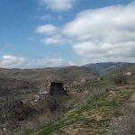 Видеокадры из села Сардарлы Физулинского района