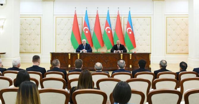 Компании трех дружественных стран восстанавливают Карабах — Президент