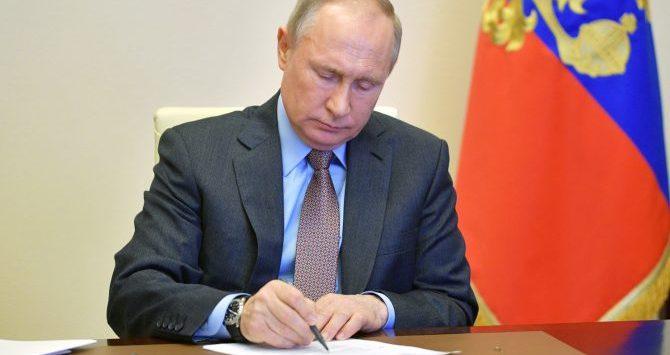 Макрон хочет провести переговоры с Путиным
