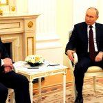 В Москве завершились переговоры Путина и Лукашенко