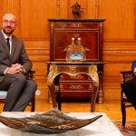 Президент Евросовета заявил о завершении политического кризиса в Грузии