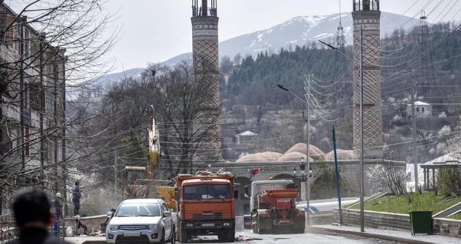 Шуша в объективе: весь спектр эмоций фотографа, посетившего Карабах — ФОТО