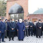 Руководители религиозных конфессий и председатель УМК посетили Барду и Агдам