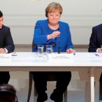 В Киеве объявили о встрече Зеленского, Макрона и Меркель без Путина