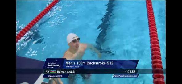 Азербайджанский пловец-паралимпиец стал чемпионом Европы — ФОТО