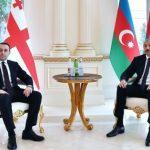 Ильхам Алиев принял премьер-министра Грузии - ФОТО