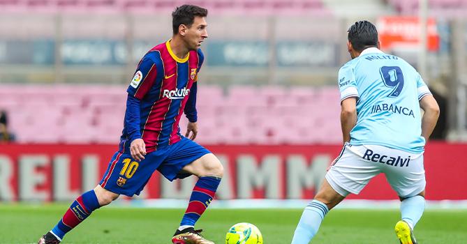 «Барселона» потеряла шансы на чемпионство в Ла Лиге