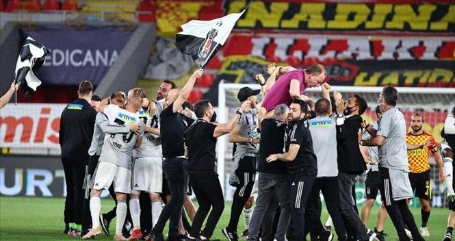 «Бешикташ» стал чемпионом Турции