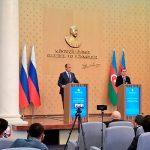 Джейхун Байрамов заявил, что Азербайджан полностью выполняет обязательства трехстороннего заявления