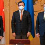 Молдова, Грузия и Украина активизируют сотрудничество в сфере европейской интеграции