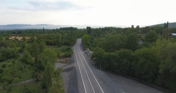 На строительство автодороги в Габалинском районе выделено 5 млн.манатов