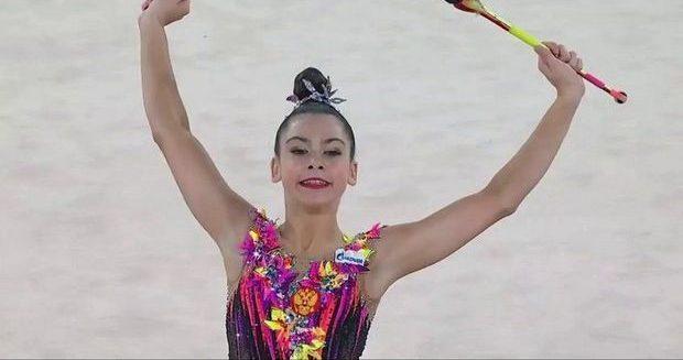 Дочь Дмитрия Крамаренко завоевала в Баку две медали