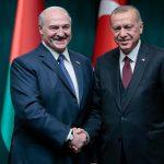 Эрдоган и Лукашенко обсудили двусторонние связи