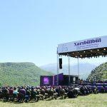 В Шуше завершился музыкальный фестиваль «Хары бюльбюль»