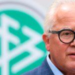 Глава Немецкого футбольного союза сравнил своего заместителя с нацистским судьей