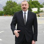"""Ильхам Алиев: """"Во французском музее экспонируются черепа убитых лидеров Алжирского сопротивления"""""""