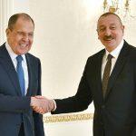 Президент Ильхам Алиев принял Сергея Лаврова