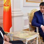 Кыргызстан и Таджикистан договорились активизировать процесс описания общей границы