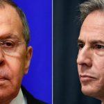 Лавров и Блинкен обсудят в Исландии возможную встречу Путина и Байдена