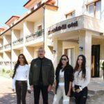 В Шуше состоялось открытие после реконструкции отеля «Хары Бюльбюль»