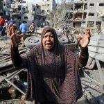 Число погибших в результате ударов Израиля по сектору Газа достигло 181 - ОБНОВЛЕНО