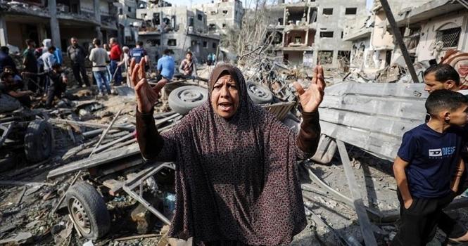 Число погибших в результате ударов Израиля по сектору Газа достигло 174