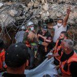 Число жертв атак Израиля на сектор Газа возросло до 126 - ОБНОВЛЕНО