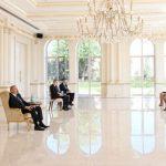 Ильхам Алиев: Сотрудничество с Сербией для нас имеет большое значение