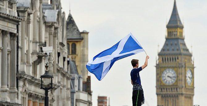 Правительство Британии не разрешит Шотландии провести новый референдум