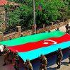В городе Шуша отмечен День Республики