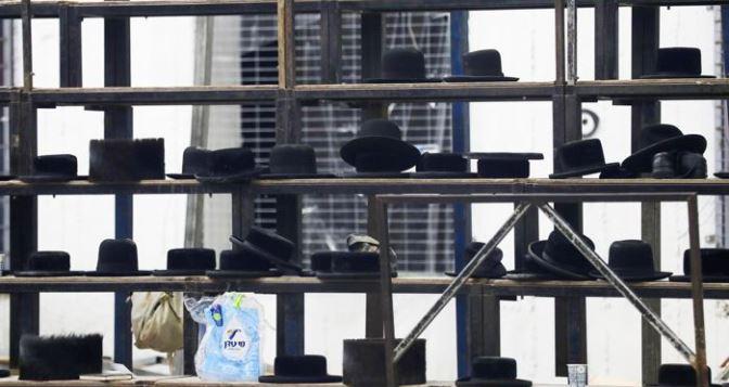 При обрушении синагоги в Израиле пострадало 219 человек