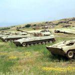 Минобороны: Привлеченные к учениям войска выполняют поставленные задачи