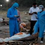 В Индии за сутки от коронавируса умерли 4 529 человек