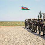 Министр обороны Закир Гасанов побывал в новых войсковых частях на освобожденных территориях