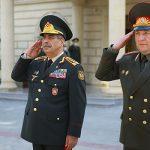 Министры обороны Азербайджана и Беларуси подписали план двустороннего сотрудничества