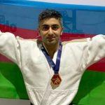 Азербайджанец стал чемпионом США по дзюдо